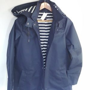 GAP Raincoat jacket slicker size XS